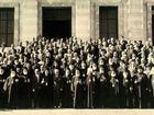 Участники III Всеправославного Совещания на о. Родос, 1964 г.