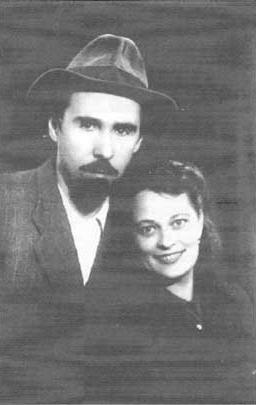 Родители вл. Симона в 40-е годы